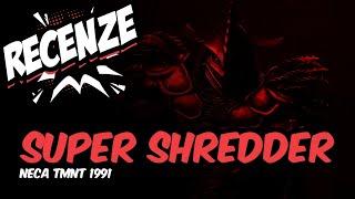 Neca TMNT - Super Shredder (CZ Recenze)