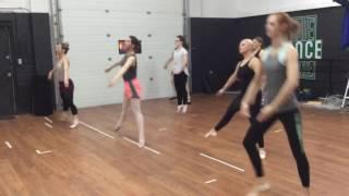 Adult Advanced Beginner Ballet Class
