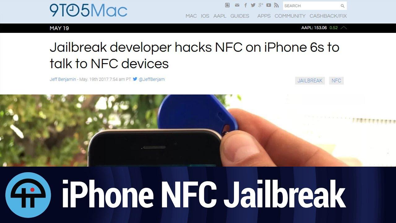 iPhone NFC Jailbreak Discovered