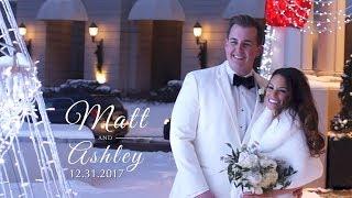 Matt & Ashley Wedding Highlights
