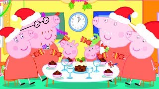 Peppa Pig Official Channel 🎄🎵 Bing Bong Christmas Peppa Pig  🎵🎄 Christmas Songs for Kids