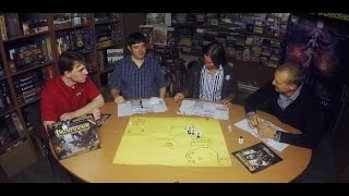 ролевая игра Pathfinder. Стартовый набор  обзор игры