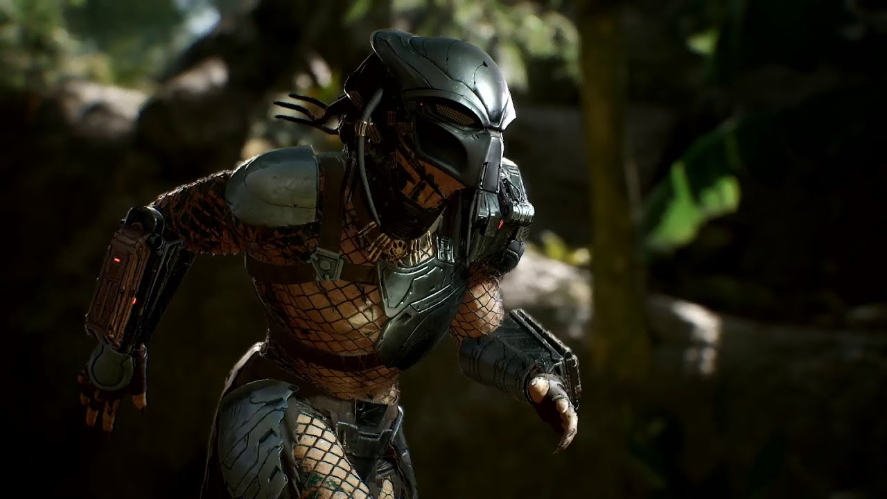 PS4『Predator: Hunting Grounds』周末搶先體驗活動「Predator」預告片