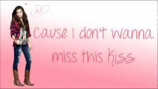 This Kiss - Carly Rae Jepsen (Music Video Cover) by Tiffany Alvord (with Lyrics)