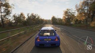 Forza Horizon 4 - 2003 Renault Sport Clio V6 Gameplay [4K]