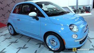 2014 Fiat 500 1957 Edition Videos
