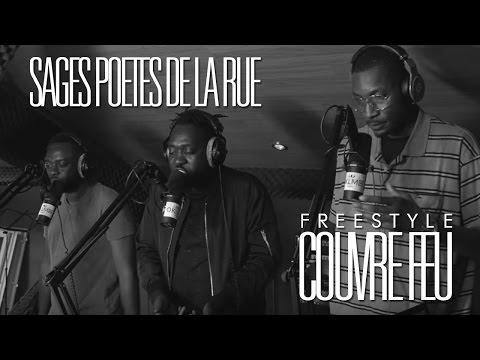 SAGES POÈTES DE LA RUE - Freestyle COUVRE FEU sur OKLM Radio