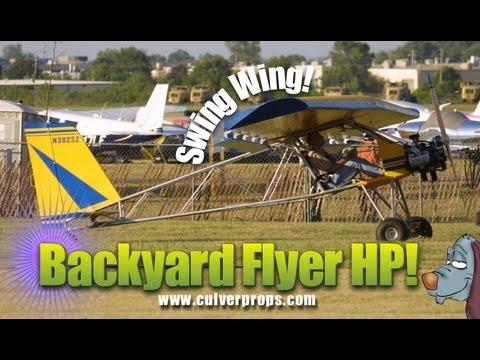 Backyard Flyer Ultralight backyard flyer, backyard flyer hp, backyard flyer hp experimental