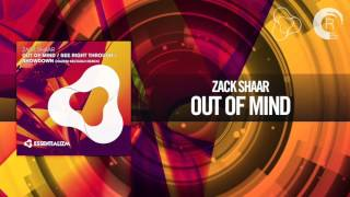 Zack Shaar - Out of Mind (Essentializm)