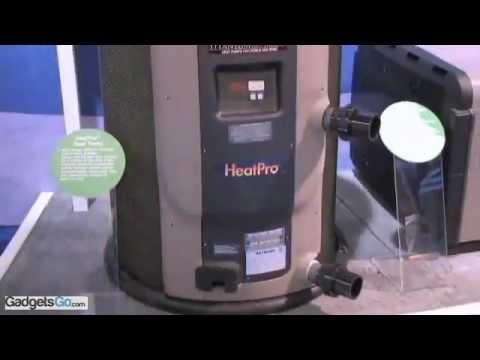 Hayward Heatpro Heat Pump For Swimming Pools Youtube