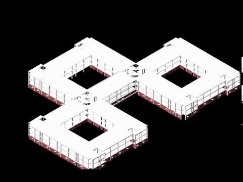 Building Quantity Estimator from 3D AutoCAD Huge Campus Building
