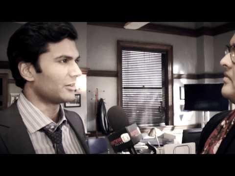 APTV: On Set With Hollywood Actor, Sendhil Ramamurthy