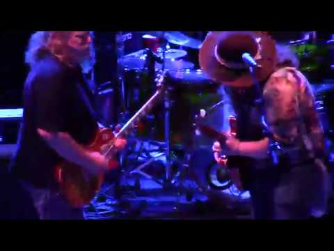 Gov't Mule with Marcus King at Red Rocks 8/19/17  Whipping Post