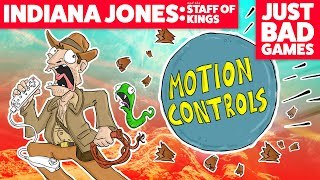 Indiana Jones and the Staff of Kings - Just Bad Games