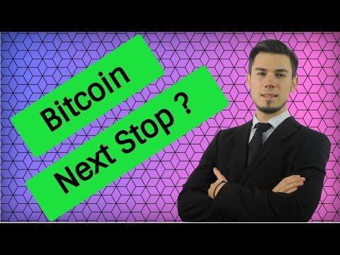 Bitcoin's Next Stop $12,000 ? May 2018 Technical Analysis