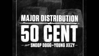 Download 50 Cent - Major Distribution (ft. Snoop- Dogg & Young Jeezy) MP3 song and Music Video