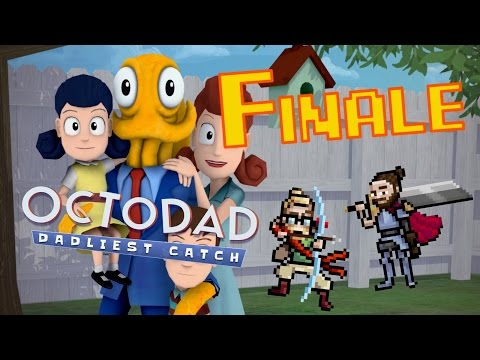 Octodad Dadliest Catch #5 Finale - The Birds and the Bees - Giant Ent Gaming