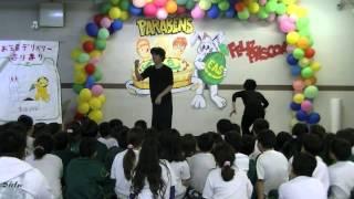 お芝居デリバリーまりまり2012年度、日本ブラジルお芝居出前プロジ...