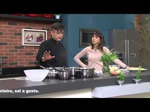 Receitas Bom Sabor - Nhoque de Batata do Chef