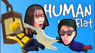 Human: Fall Flat #1: ĐAU BỤNG với game TÀN PHẾ của Team Đụt =)))