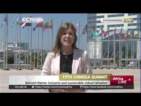 Madagascar hosts COMESA summit on sustainable regional trade