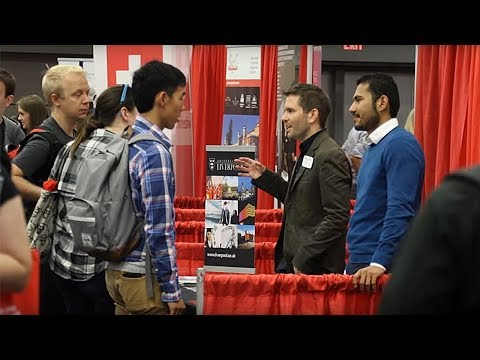 Study and Go Abroad Fair - Canada's Largest International University and Student Travel Expo