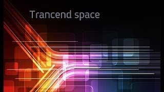 Trancend space -many shapes of light