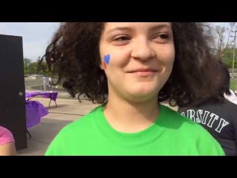 Merrillville Intermediate School hosts RelayRecess for the American Cancer Society