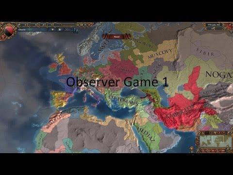 EU4 Observer Game 1 Part 6
