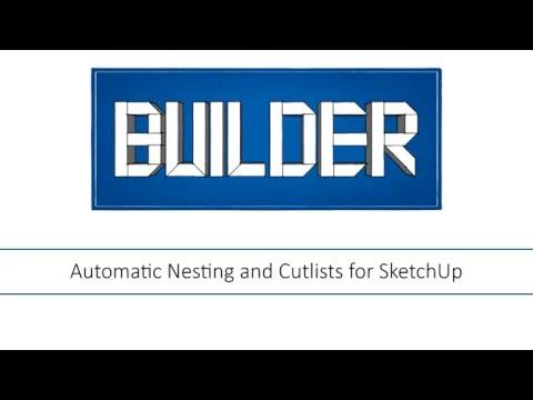 Sketchup Online Cutlist