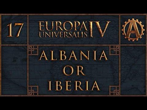 EUIV Albania or Iberia 17