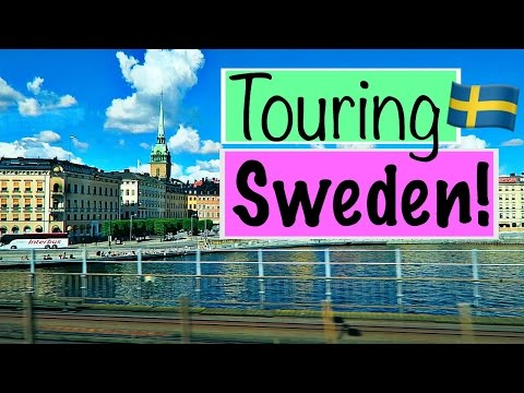 Exploring Stockholm Sweden | Ashley Nichole