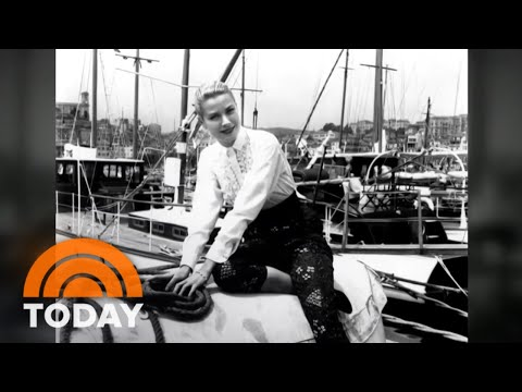 An Inside Look At Princess Grace Kelly's Childhood Home | TODAY