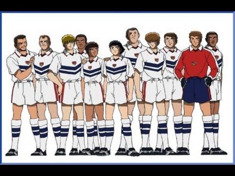 Captain Tsubasa Oyunu -1- Nostalji :D