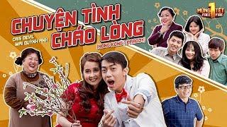 [OFFICIAL] CHUYỆN TÌNH CHÁO LÒNG (Hongkong1 Parody) | Cris Devil & Mai Quỳnh Anh | Nhạc Tết 2019