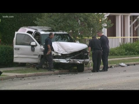 Woman hit and killed by stolen car