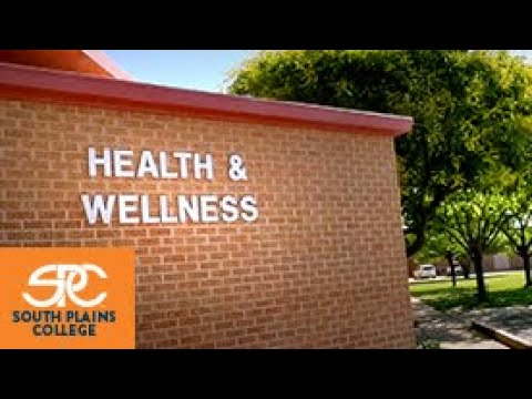 Health & Wellness Services at South Plains College