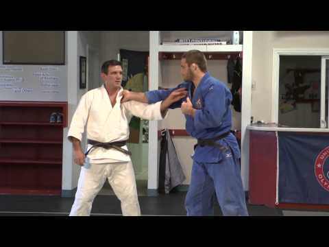 Takedowns For Judo & BJJ: Reverse Ippon Seionage