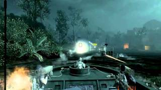 COD Black Ops (Boat Driving) Part 1