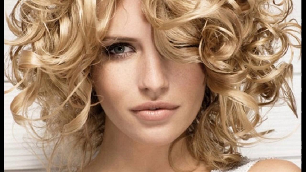 30 Fantasticos Peinados Para Pelo Rizado Corto Youtube