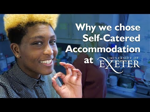 University of Exeter Self-Catered Accommodation