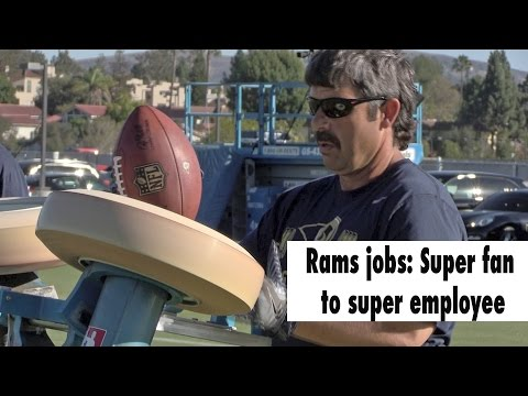 Rams jobs: From super fan to super employee