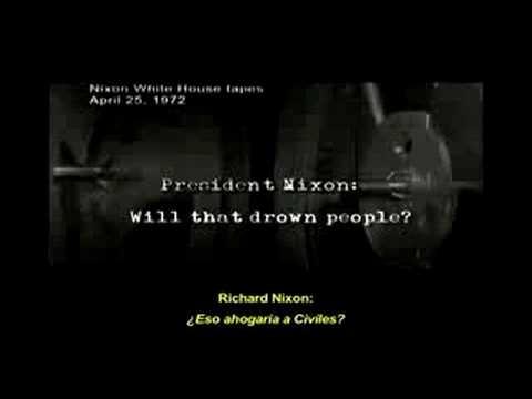 NUCLEAR BOMB NIXON