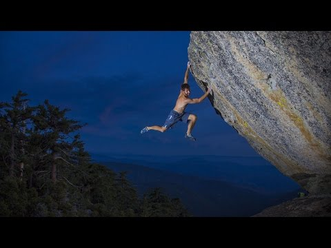 Black Mountain Bouldering - The Austrian Point of View
