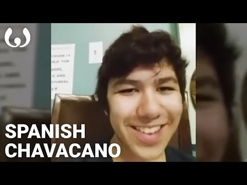 WIKITONGUES: Adrien speaking Chavacano and Spanish