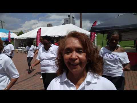 American Diabetes Walk. Mayor Bell Bounce. Aug 20, 2016. Railroad Park.