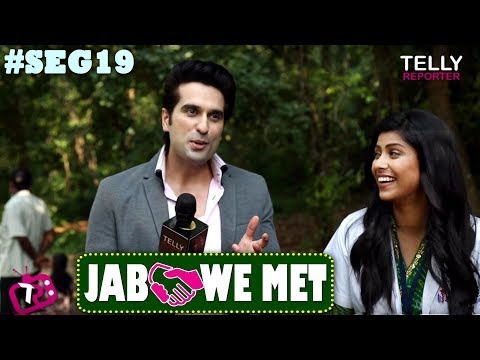 Jab We Met #Seg19 With Vikram Sakhalkar & Swarda Thigale | Telly Reporter Exclusive