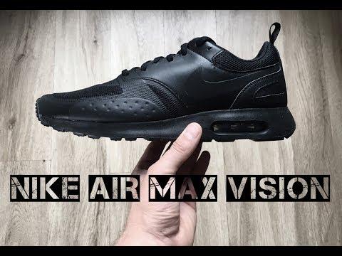 nike air max vision negro