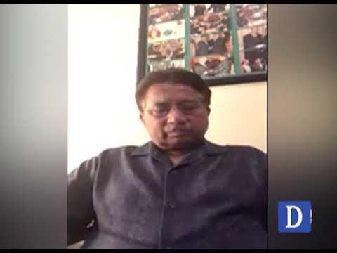 Pervez Musharraf ne Benazir kay qatal ka ilzam Asif Zardari per laga dia