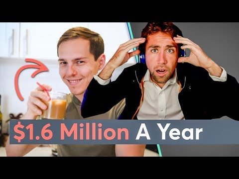 Another Millionaire Reacts: 1.6m per Year - Graham Stephan | Millennial Money
